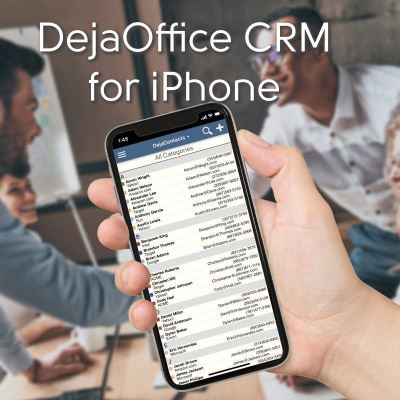 DejaOffice for iPhone